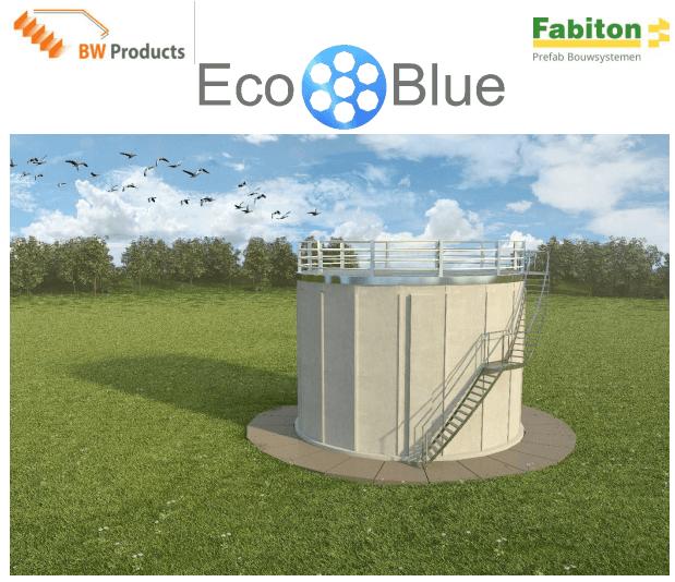 Brightwork & Fabiton ontwikkelen EcoBlue filter